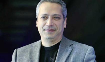 """بعد اهانته """" الصعايدة"""" .. ايقاف الإعلامي المصري تامر أمين عن العمل"""