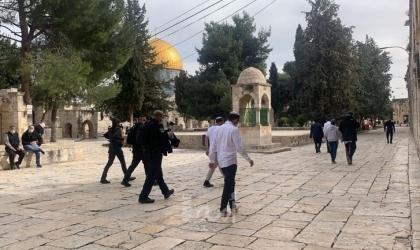 الأردن يطالب إسرائيل الكف عن الانتهاكات في الأقصى واحترام الوضع التاريخي