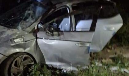"""رام الله: وفاة شقيقين بحادث سير مروع في """"ترمسعيا"""""""