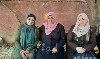 """غزة: """"سفراء الطاقة"""" ينظمون رحلة ترفيهية للمصابات والناجيات من مرض السرطان - صور"""