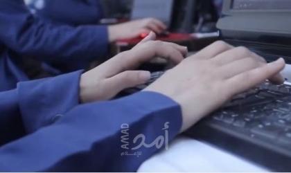 شابات فلسطينيات من ذوي الإعاقة السمعية يصنعن رسوم متحركة للتعبير عن واقعهن في غزة