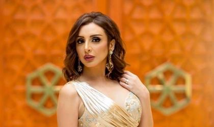 """"""" بسبب لوحة"""".. أنغام توجه الشكر للفنانة السعودية نورا الشريف"""