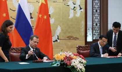 موسكو وبكين تبحثان العلاقات مع واشنطن