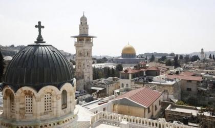 لجنة شؤون الكنائس تدعو لإنقاذ أحياء القدس المحتلة من خطر التطهير العرقي