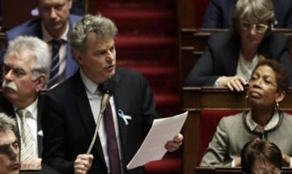 """أمين عام الحزب الشيوعى """"فابيان روسيل"""" يعلن ترشحه لانتخابات الرئاسة الفرنسية 2022"""