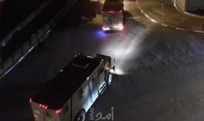 """جيش الاحتلال يقتحم جنين ويعتقل أفراد عائلات أسرى """"جلبوع""""-فيديو"""