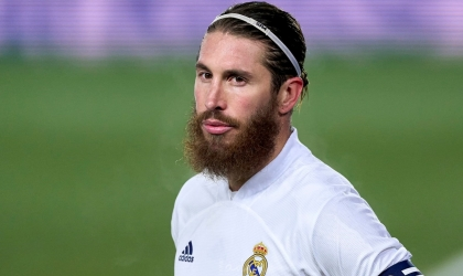 ريال مدريد يعلن رحيل راموس بعد 16 عاما قضاها ضمن أسوار الملكي