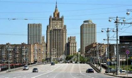 الخارجية الروسية: سنواصل مع واشنطن التعاون بمفاوضات خطة العمل الشاملة المشتركة