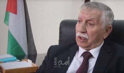 التميمي يحذر من انتهاكات الاحتلال بحق المسجد الأقصى