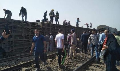 استقالة رئيس هيئة السكك الحديدية المصرية بعد الحوادث الأخيرة