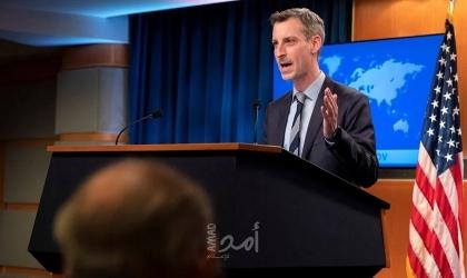 برايس يكشف عن اتصالات مع الفلسطينيين والإسرائيليين