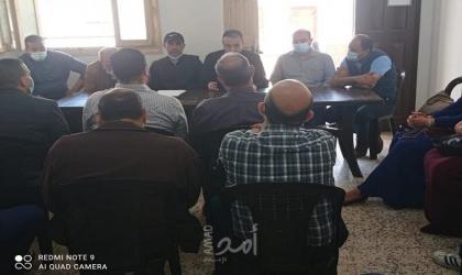 """""""رئيس جامعة الأزهر"""" يتفقد سير امتحانات النقل في المعاهد الأزهرية"""