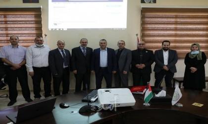 جامعة فلسطين التقنية خضوري تطلق موقع مجلتها العلمية للأبحاث