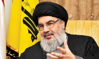 نصر الله: اتفقنا على البدء بتحميل سفينة ثالثة بالوقود الإيراني