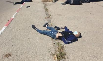 فصائل تدين جريمة إعدام شباب فلسطيني في بلدة سالم وتطالب بالرد