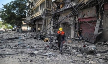 أشغال حماس تُوضح تفاصيل حول ملف إعادة إعمار قطاع غزة
