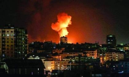 تغطية مباشرة لحظة بلحظة للعدوان الإسرائيلي على قطاعغزة