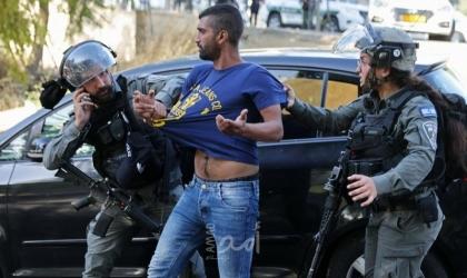 الشرطة الإسرائيلية تعتقل (4) فلسطينيين من جنين