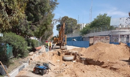 سلطة المياه تُعلن منع حفر آبار المياه في مناطق قطاع غزة كافة