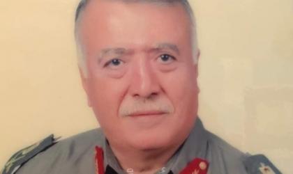 رحيل اللواء المتقاعد عادل عبد الهادي صالح أبو هولة