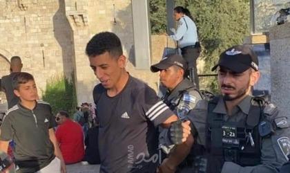 """سلطات الاحتلال تفرج عن """"عبد الرحمن بخاري"""" من القدس"""