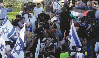 محكمة الاحتلال تفرج عن هالة الشريف بعد دفعها غرامة