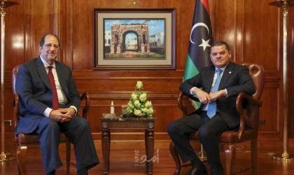 محلل: هدفان لزيارة رئيس المخابرات المصرية إلى ليبيا  -فيديو