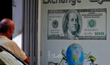 لبنان.. سعر صرف الدولار يهوي بعد تشكيل الحكومة