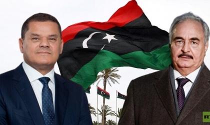 بوساطة مصرية.. لقاء مرتقب بين الدبيبة وحفتر