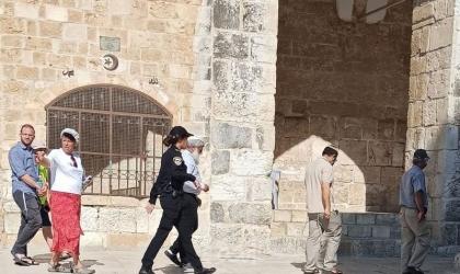 القدس: مستوطن يطلق الرصاص صوب 3 أطفال قرب مدخل الرام