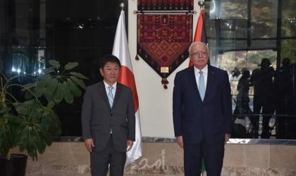 المالكي يوقيع اتفاقية مع الصين لدعم الأونروا بقيمة (3.7) مليون دولار