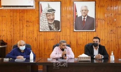 اعتماد المخطط الهيكلي المعدل والمعمول به في بلدية قلقيلية