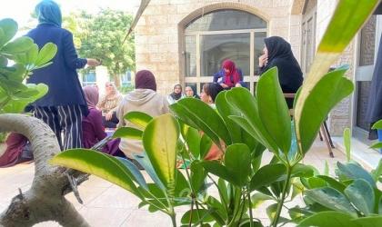 فلسطينيات تنهي الجلسة الأولى للدعم النفسي للصحفيات