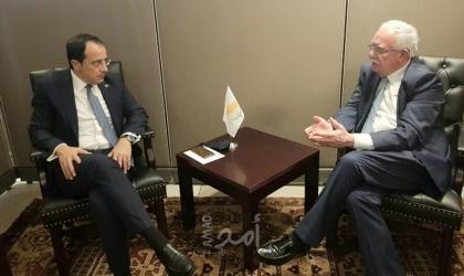 """المالكي ووزير خارجية قبرص يوقعان """"مذكرة تفاهم"""" لتعزيز التعاون التنموي"""