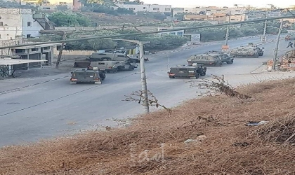 الناطق بلسان جيش الاحتلال: اشتباكات مسلحة واسعة مع شباب فلسطينيين