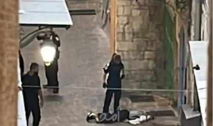 محدث - القدس: قوات الاحتلال تعدم سيدة بزعم محاولة طعن ضابط شرطة
