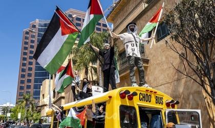 """""""منظمة أميركية شبابية"""" تعلن رفضها مشاركة منظمات يهودية في تحالفاتها"""