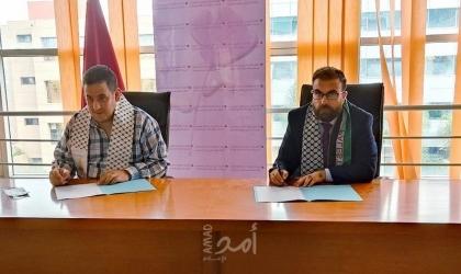 اتحاد شباب النضال يعقد اتفاق شراكة وتفاهم مع الشبيبة الاتحادية المغربية