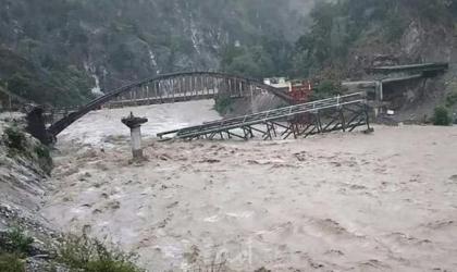 مصرع 116 شخصا في فيضانات وانزلاقات تربة في الهند والنيبال