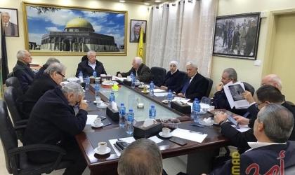 في غياب عباس.. انتهاء لقاء مركزية فتح دون أن تصدر بياناً
