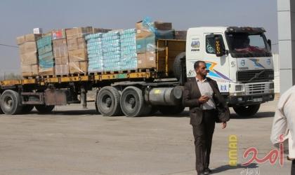 لجنة التنسيق: إسرائيل تتراجع عن السماح بإدخال وتصدير بضائع من قطاع غزة