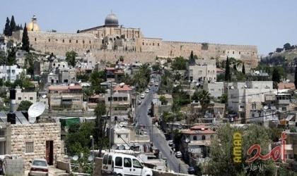 """أبو دياب لـ""""أمد"""": حي سلوان موقع الدفاع الأول عن الأقصى مُهدد بالهدم"""