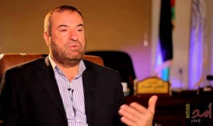 """حماد: أوسلو سبب الكوارث وتنازلنا لـ""""الطرف الآخر """" لتشجيعه على المصالحة"""