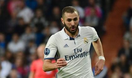 """""""كريم بنزيما"""" يحقق رقما جديدا مع ريال مدريد"""