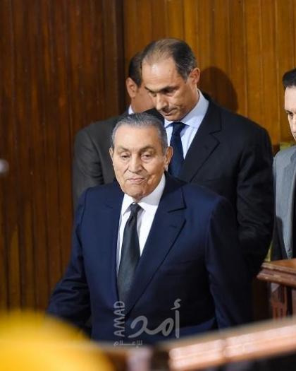 الجيش والرئاسة المصرية ينعينان الرئيس الأسبق حسني مبارك