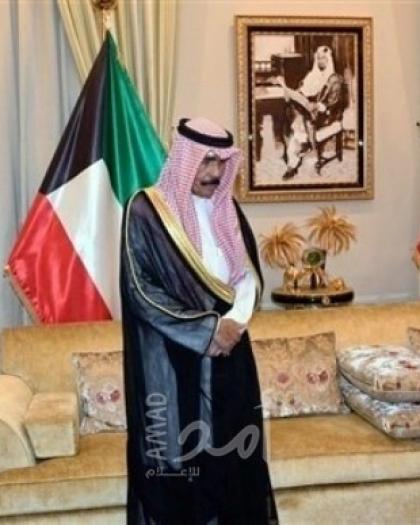 رئيس الوزراء الكويتي المكلّف يؤدي اليمين الدستورية
