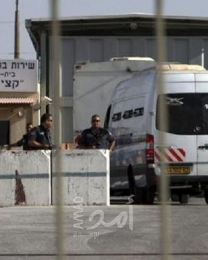 (5) أسرى يقررون مقاطعة محاكم الاحتلال والامتناع عن الدواء رفضًا لاعتقالهم الإداريّ