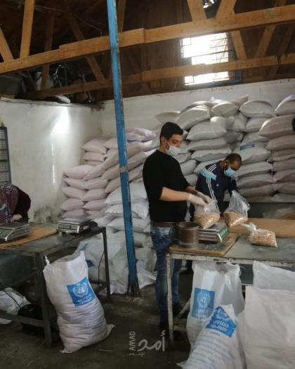 أونروا تعلن موعد الدورة الرابعة لتوزيع مساعداتها في قطاع غزة