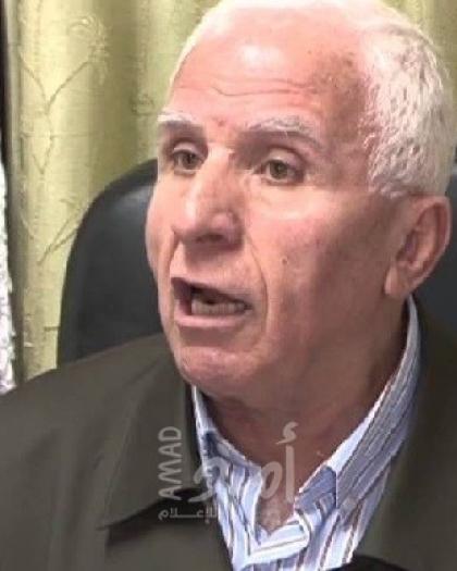 الأحمد: لم يعد هناك أي مبرر لعدم الاعتراف بدولة فلسطين في الأمم المتحدة
