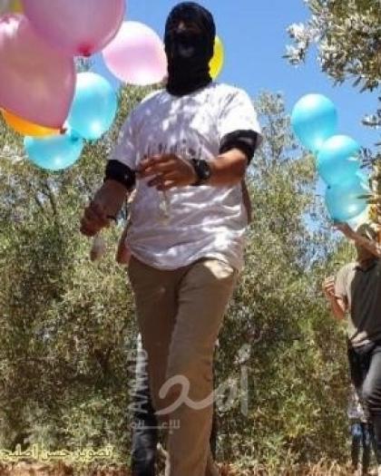 """وحدات من """"الجهاد"""" تعلن الانسحاب من """"التهدئة وتطلق بالونات على بلدات إسرائيلية"""